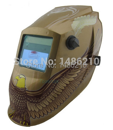 ФОТО 15 years Only do the welding machine helmet Hot selling cheap LI Battery darkening Auto darkening for free post 9