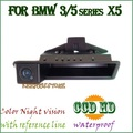 Para a sony ccd hd car trunk handle câmera reversa para bmw e60 e61 e70 e71 E72 E82 E88 E90 E91 E92 E93 E84 para BMW 1 3 5X5X6 X1