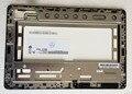 Полный новый жк-экран сенсорный дигитайзер с рамкой для ASUS MeMO Pad FHD 10 ME302 ME302C 5425N K00A 100% тест