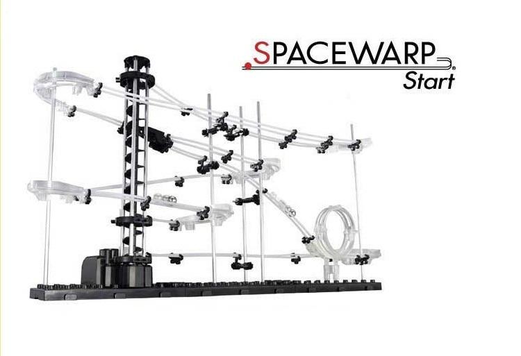 ③New SpaceWarp roller ᗑ coaster coaster 3D space rail