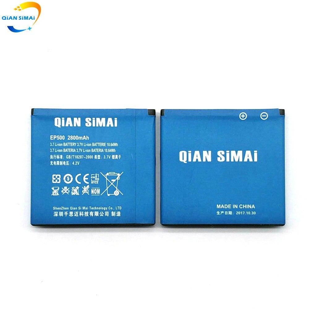 QiAN SiMAi Pour Sony Ericsson ST17I ST15I SK17I WT18I X8 E15i wt18i 1 PCS Nouveau 100% Haute Qualité EP500 U5I batterie