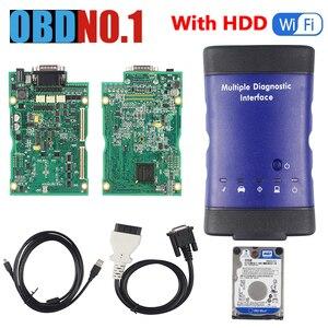 Image 2 - V2020.3 forGM MDI Multiple Diagnostic Interface ForGM MDI WIFI Multi Language ForOpel Scanner Tech2Win GDS2