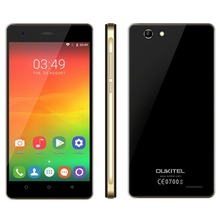 Оригинал OUKITEL С4 Смартфон 5.0 дюймов IPS Экран Android 6.0 MTK6737 Quad Core 1.3 ГГц 1 ГБ RAM 8 ГБ ROM Dual SIM FDD-LTE 4 Г