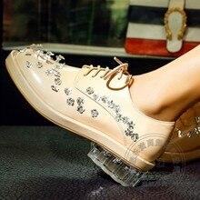 ความงามEru 34-39 PUสดใสป้องกันรองเท้าสลิปสำหรับผู้หญิงสีทึบรองเท้าออกแบบรองเท้าหนังธรรมดาเสื้อสีตะวันตก