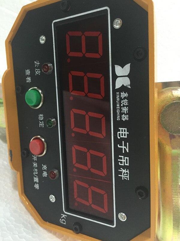 elevação digital display vermelho ou verde escudo