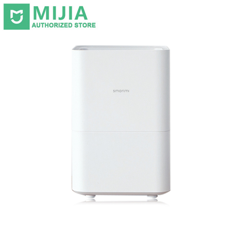Xiaomi Smartmi Pure Evaporative Air Humidifier With 4L Large Capacity Tank Automatic Water Evaporation Mist Maker