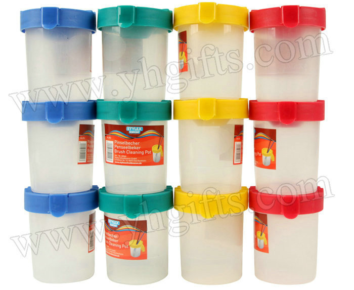 Online get cheap paint plastic containers for Painting plastic bins