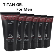 6pcs Original Russian TITAN GEL for Men