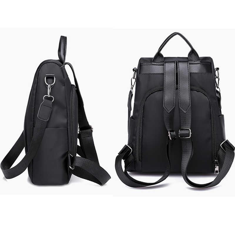 f7740eeee14 ... Модные женские рюкзаки Оксфорд школьный рюкзак сумка рюкзак для женщин  Женский Mochila женственная сумка ...