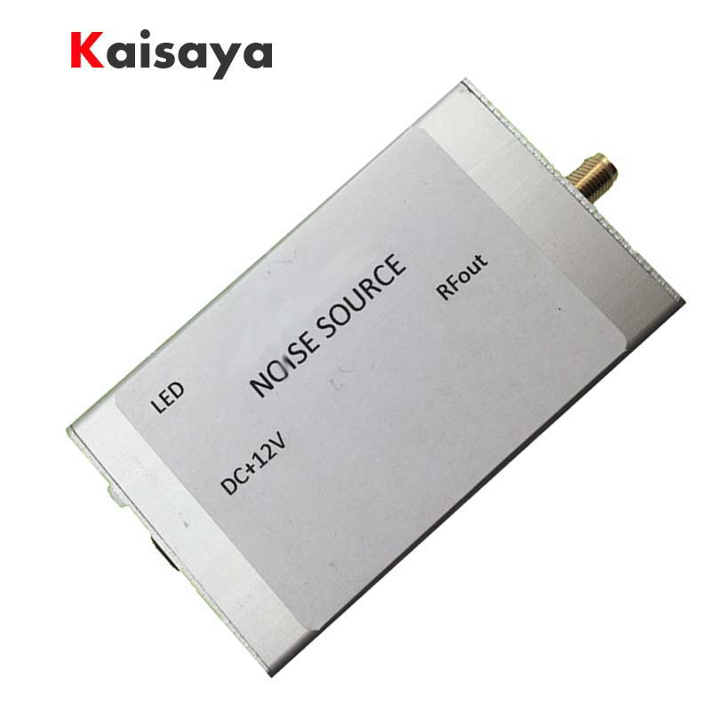 Noise signal generator noise source simple spectrum tracking source Gaussian white noise generator for band amplifier