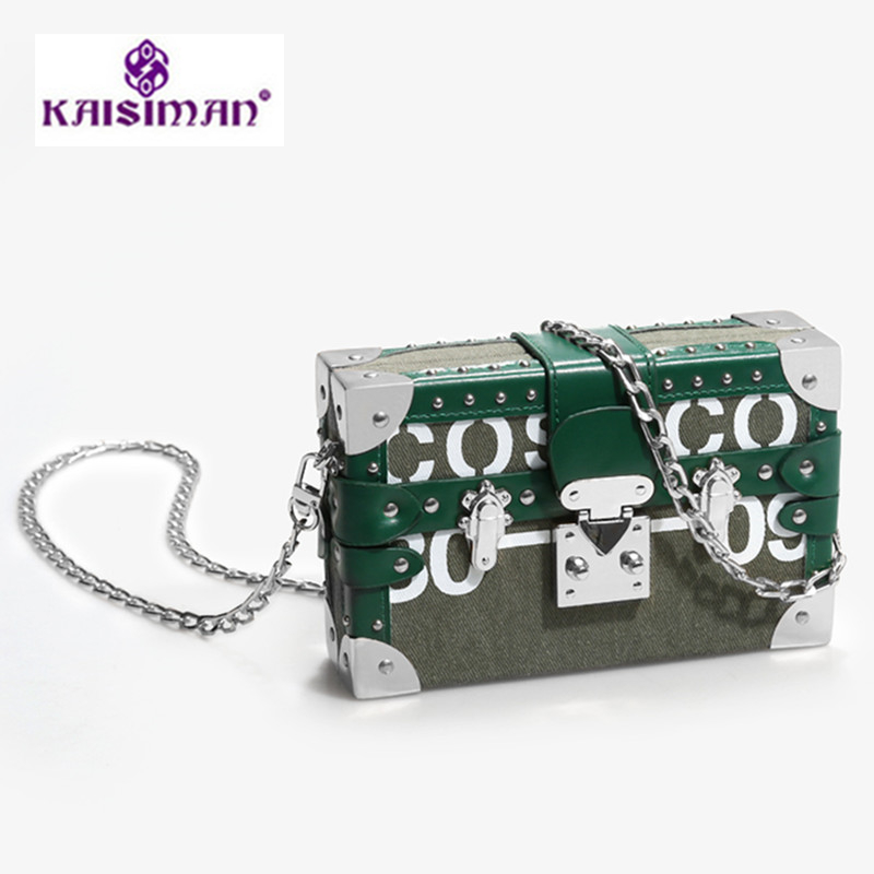 Luxury Brand Handbag Women Evening Bag Metal Rivet Clutch Famous Design Box Bag Party Purse Women Shoulder Bags Bolsa Sac A Main корабль моделист атомный подводный крейсер курск 1 700 черный пн170075