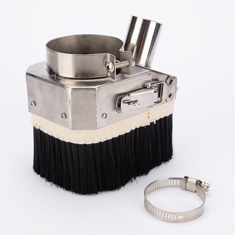 Small engraving machine dust cover Spindle dust cover for CNC engraving machine woodworking machine diameter 65mm/80mm