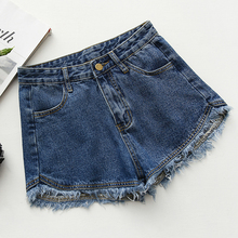 New-style body-building candy-coloured jeans for girls with fringed summer hair Casual Daily Wear комод saga ingvar coloured body light