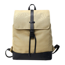 Female canvas backpack women preppy style for girl men boy Lady school notebook laptop back bag casual mochila bolsas