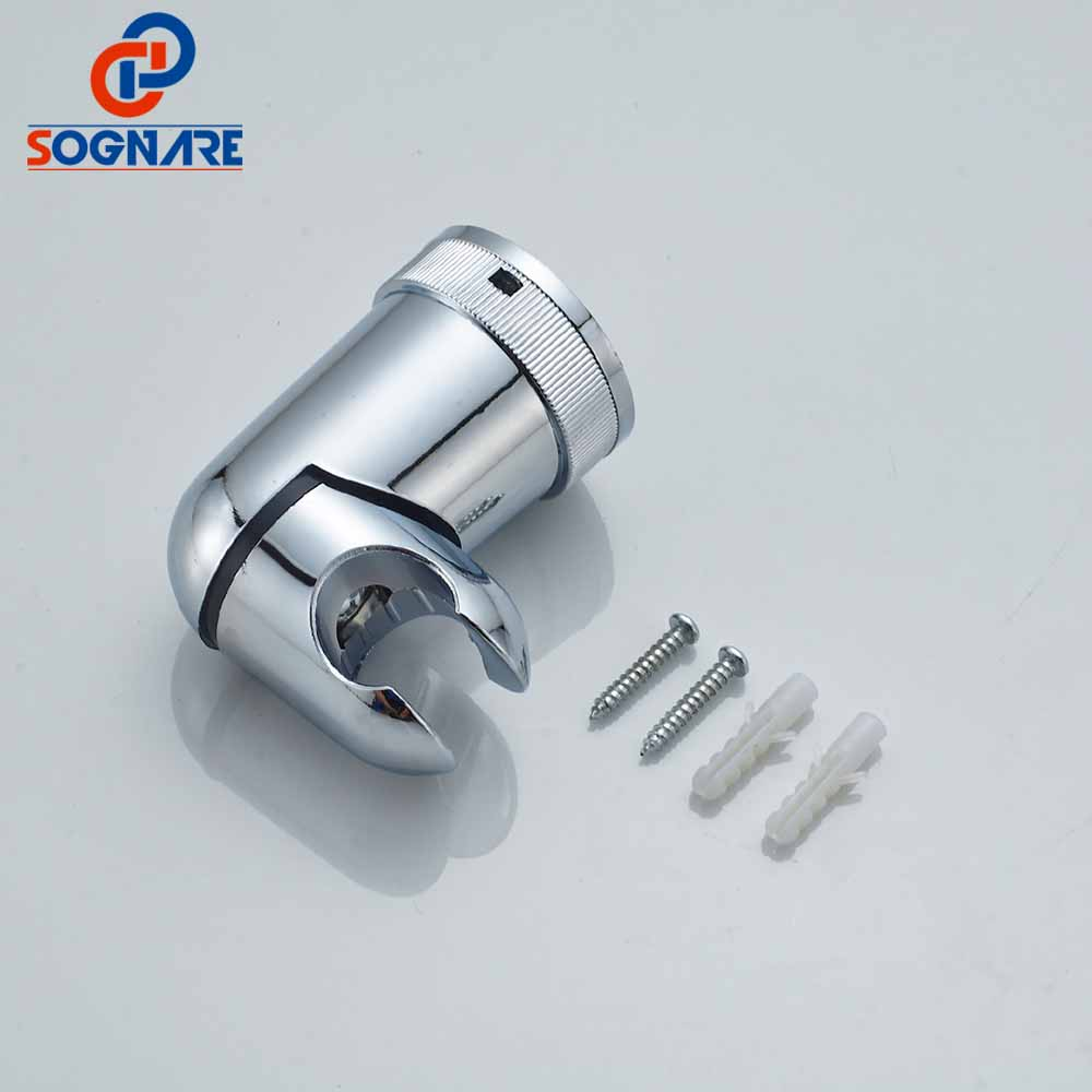 SOGNARE Replacement Hand Shower Bracket Wall Mount for Bathroom Hand ...