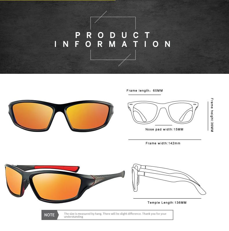 HTB1dJ.uLkzoK1RjSZFlq6yi4VXar 2020 Unisex 100% UV400 Polarised Driving Sun Glasses For Men Polarized Stylish Sunglasses Male Goggle Eyewears