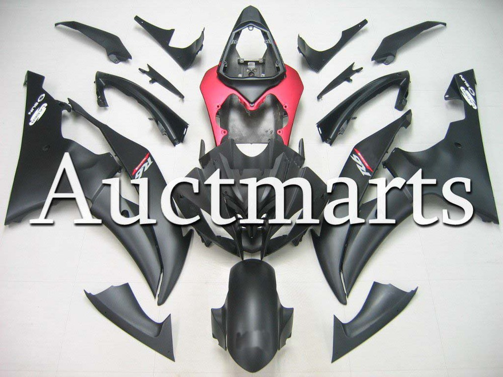 For Yamaha YZFR6 08-14 2009 2010 2011 2012 YZF 600 R6 2008 2013 2014 YZF600R 08-14 inject ABS Plastic motorcycle Fairing Kit 25 hot sales yzf600 r6 08 14 set for yamaha r6 fairing kit 2008 2014 red and white bodywork fairings injection molding