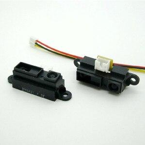 10 шт./лот GP2Y0A21YK0F 100% новый 2Y0A21 10-80 см инфракрасный датчик расстояния (включая провода)