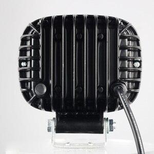 Image 4 - 2 pièces 36W barre de led led phare de voiture antibrouillard pour auto hors route 4x4 pour jeep SUV motos camion pick up Wagon UTB