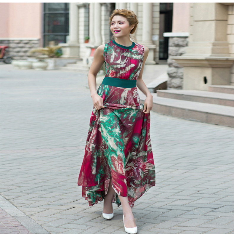 Fancy Chiffon Dresses