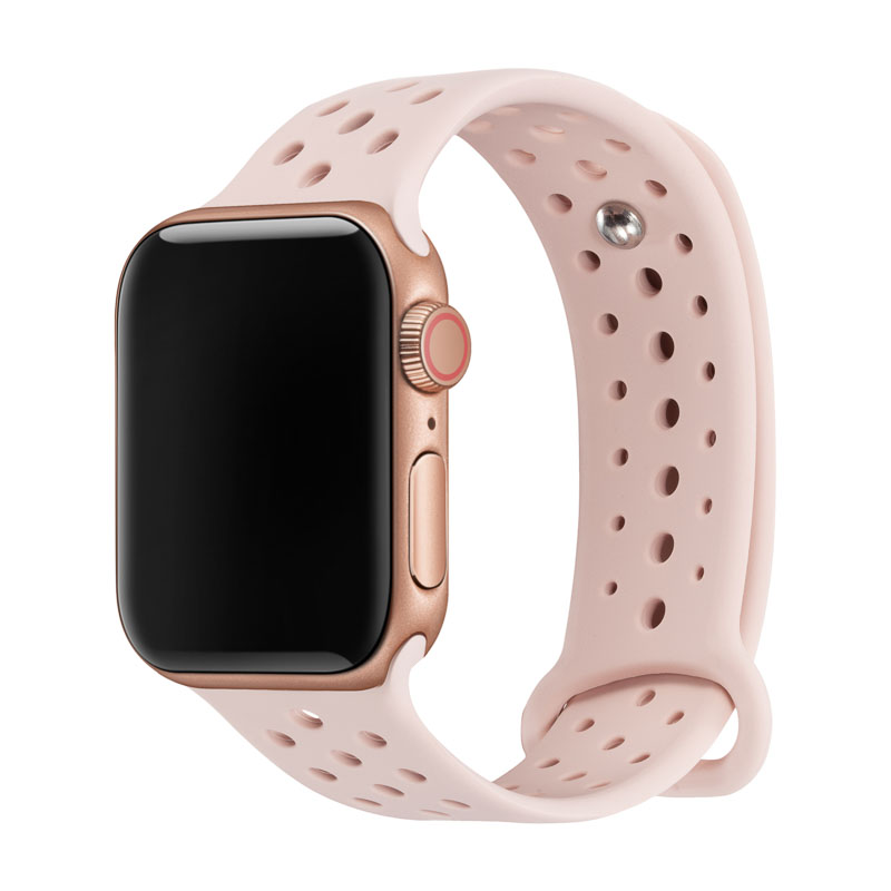 Watchband For Apple Watch Strap Band For Apple Watch 4/3/2/1 Series Silicone Replacement Sports Bands For Iwatch 81004