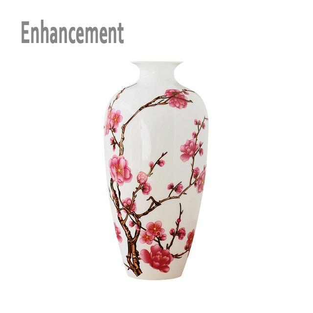Jingdezhen Antique China Porcelain Classical Chinese Vase Kaolin