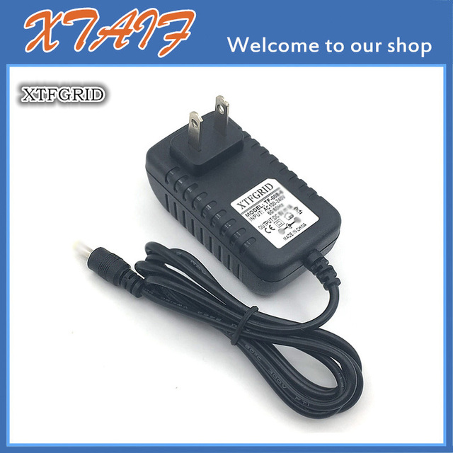 1PCS NEW AC/DC 9V 1A Switching Power Supply adapter Reverse Polarity ...