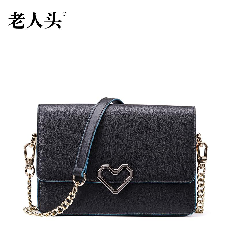 ФОТО 2017 New laorentou women leather bag designers brands fashion chain women leather shoulder messenger bag mini small bag