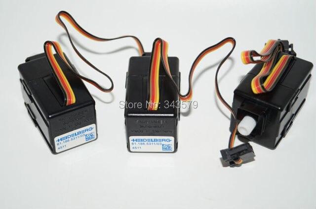 Heidelberg machine ink gear motor,3050L012S ,61.186.5311,heidelberg offset  printing machine