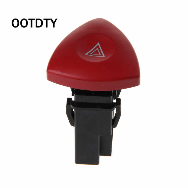 Emergency Hazard Flasher Warning Light Switch For Renault Laguna Master Trafic II Vauxhall