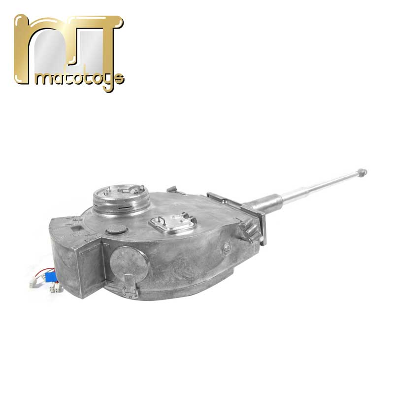 Mato Tiger 1 Metal Complete Turret With Electronic Part For 1/16 1:16 RC Germany Tiger 1 RC TankMato Tiger 1 Metal Complete Turret With Electronic Part For 1/16 1:16 RC Germany Tiger 1 RC Tank