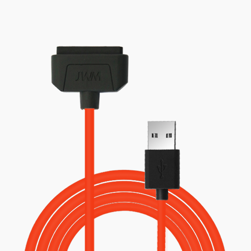 JWM Durable Magnetic USB Cable For Guard Patrol Tour Reader
