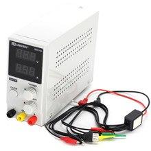 Mini fuente de alimentación ajustable K3010D DC, 110/220V, LED, conmutación Digital, regulador de voltaje, estabilizadores, reparación de portátiles, retrabajo
