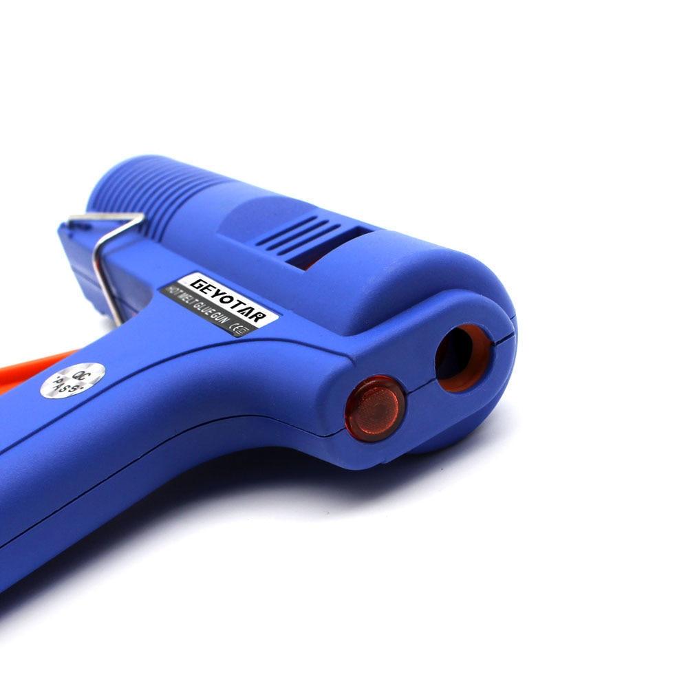 Pistola per colla a caldo hot plug 150W EU con strumento di - Utensili elettrici - Fotografia 5