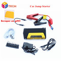 Best Jump Starter 12V Car Charger Portable Multi-function Emergency Mobile Power Bank Works For Petrol Car