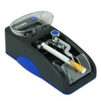 New Creative Intelligent 1pc Electric Easy Automatic Cigarette Rolling Machine Tobacco Injector Maker Roller Drop Ship Useful|Cigarette Accessories| |  -