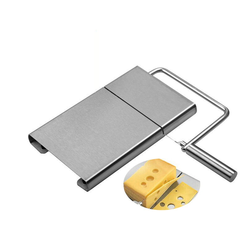 Stainless Steel Cheese Slicer Cutter Butter Knife with Cheese Board for Dessert Cake Cutting Machine Cooking Tools ph 03 ii c for cheese