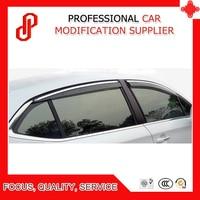 High quality Injection molding trim vent shade rain sun wind deflector window visor for Citroen C4L C4 C5