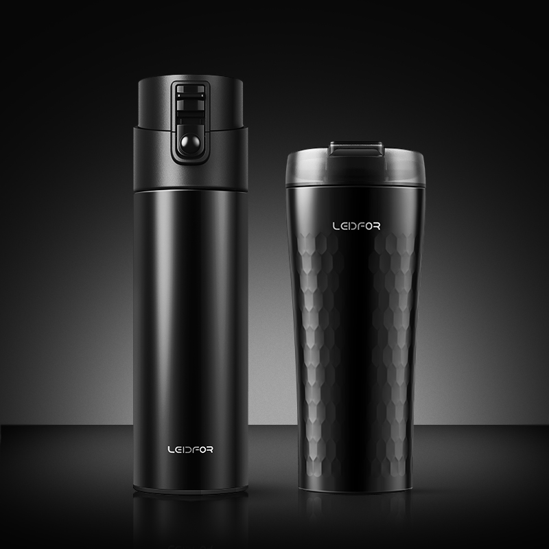 Thermos Termo Coffee Mug Travel Cup Stainless Steel Sport Insulated Heat Thermal Water Thermo Bottle Vacuum Flask Thermoses