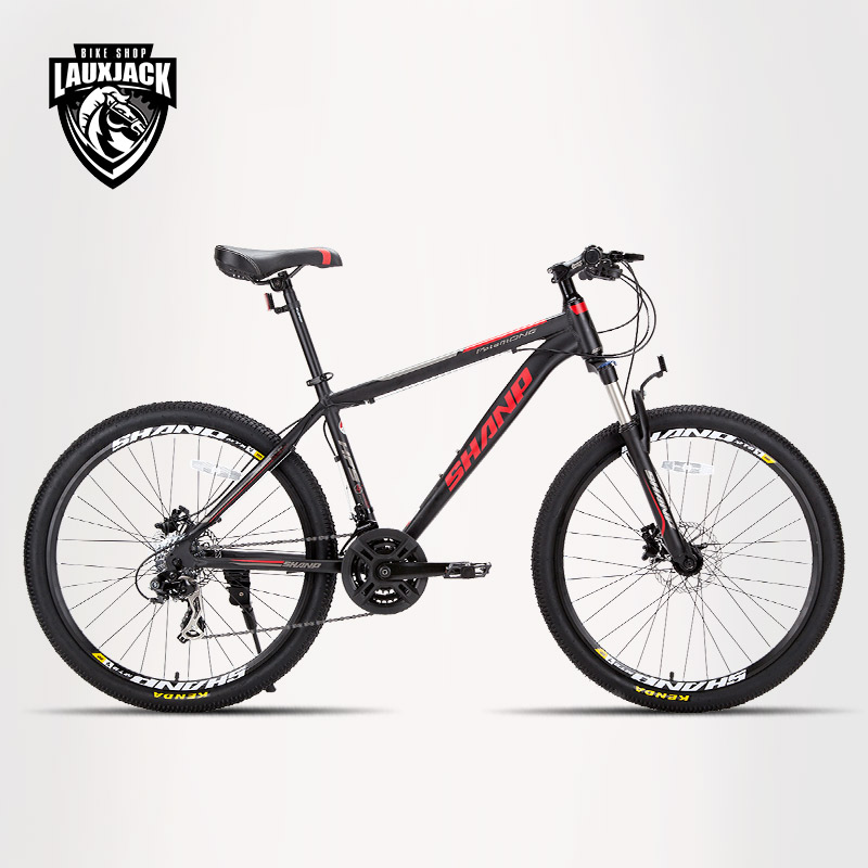 Mountain bike aluminum frame 24 speed Shimano 26 wheels disc mechanical brakes richbit new aluminum mountain bike frame