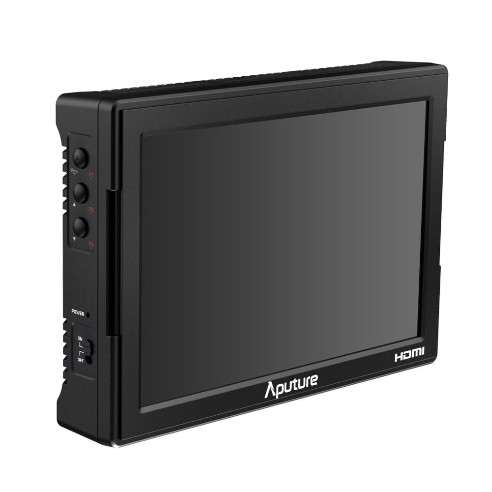 Aputure VS-5 HD-SDI HDMI 1920*1200 Video Monitor + 7 Inch Magic Arm For Sony Canon Nikon DSLR Camera