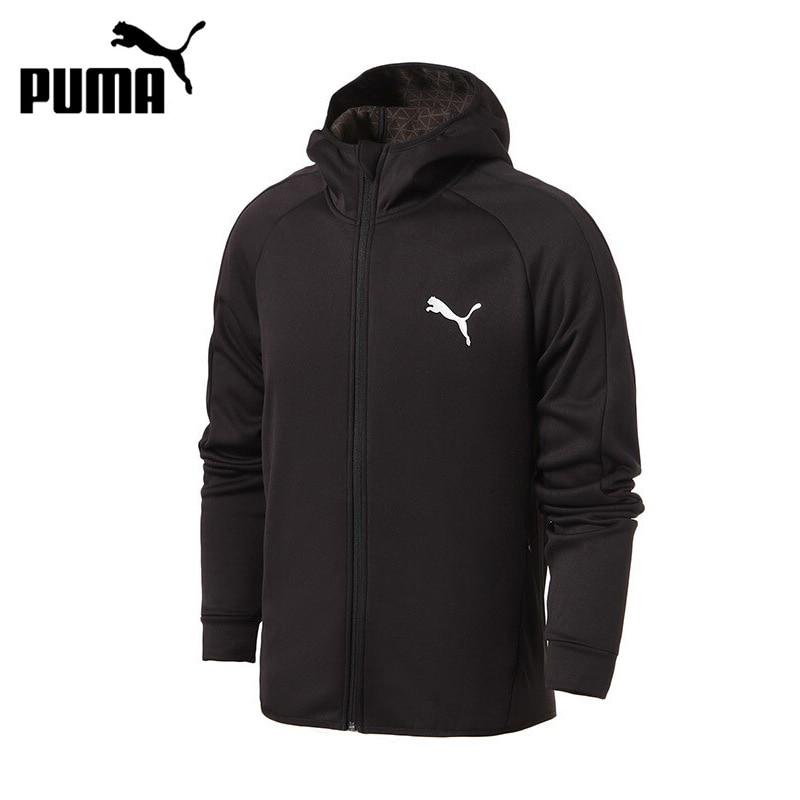 Original New Arrival 2017 PUMA Evostripe PWRwarm FZ Hoody Men's jacket Hooded Sportswear толстовки puma толстовка evostripe fz hoody