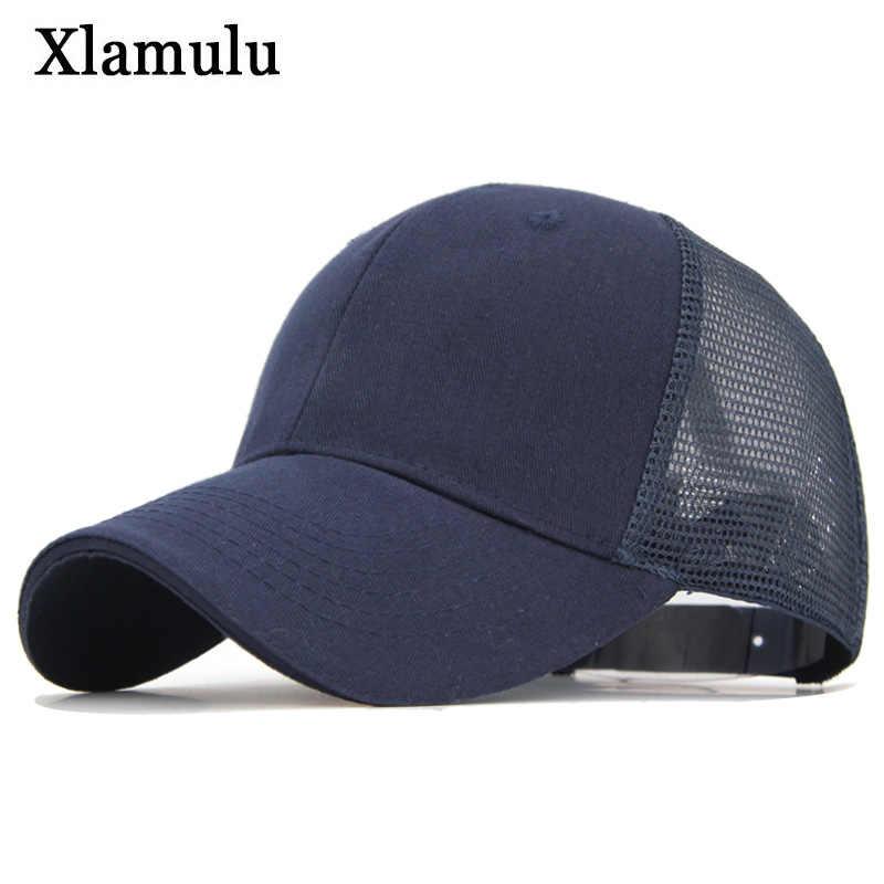 قبعات بيسبول من xlamolo قبعة صيفية للنساء مناسبة للشمس مناسبة للرجال مع قبعة واقية من الشمس لعظام جوراس Casquette قبعات بيسبول رياضية