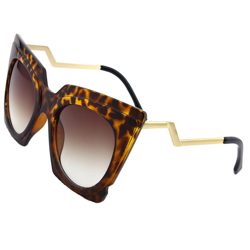 burberry sunglasses womens h4ho  2017 De Luxe De Mode Cat Eye Sunglasses Femmes Marque Design R茅tro Grand  Cadre lunettes de