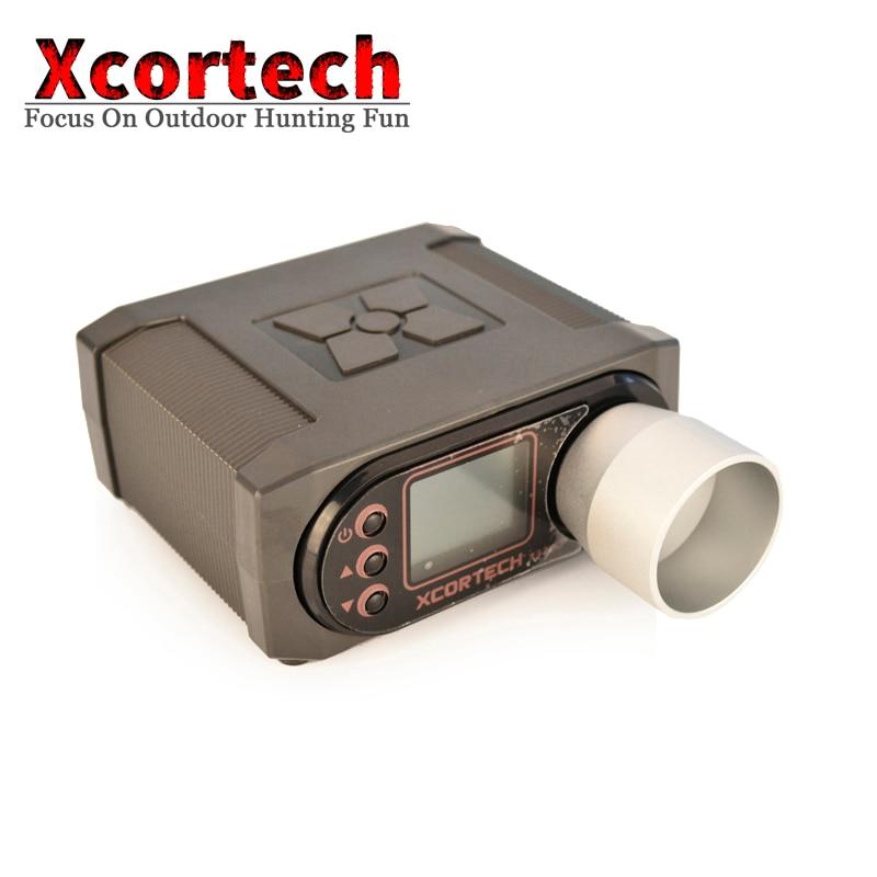 Top qualité X3200 testeur de vitesse haute puissance Airsoft BB chronographe de tir pour la chasse CS Battle - 3