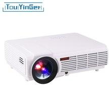 Светодиодный 96 + BT96 проектор Android Wi-Fi 1280*800 Full HD видео с разрешением 1080 p 3D домашний светодиодный проектор мультимедийный ЖК-проектор VGA пожалуйста узнать ошибка в деталях