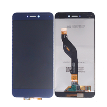 For Huawei P8 Lite 2017 LCD Display Touch Screen Digitizer Phone Parts Repaire For Honor 8 Lite Screen LCD Replacement for huawei honor 8 lite lcd display touch screen digitizer assembly replacement free tools