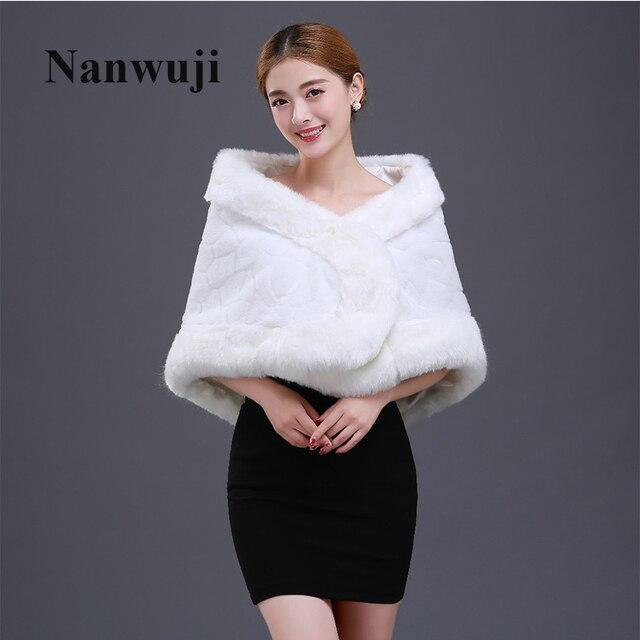 85d9130ee2e Luxurious White ivory ostrich feathers Fur Boleros wedding bride jacket  shrug bolero coat bridal party shawls