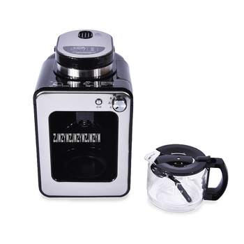 CM6686A coffee machine home automatic cashmere one machine American coffee machine pot grinding machine 220V/ 600W