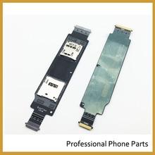 """sim-считыватель Flex для Asus zenfone 2 Ze500cl Z00D 5,"""" Sim гнездо для карты памяти Держатель гибкий кабель Замена в мобильном телефоне"""